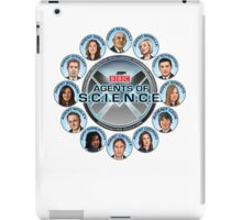 BBC Agents Of Science iPad Case/Skin