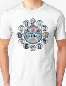 BBC Agents Of Science T-Shirt