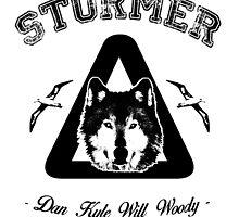 Stormer - Dan Kyle Will Woody by jeanmafuentes