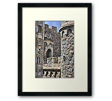 Bateria de Castillitos, Cabo Tiñoso Framed Print