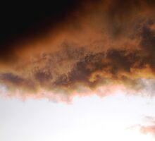 huge dark cloud by DonnaDonna