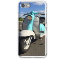 1959 Lambretta Series 1  iPhone Case/Skin