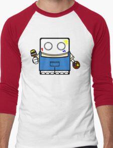 Paint Yourself Men's Baseball ¾ T-Shirt