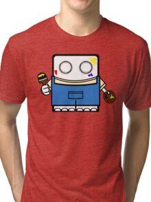 Paint Yourself Tri-blend T-Shirt