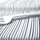 Plastic Forks 2 by Stephen Thomas