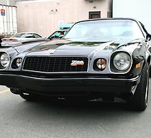 1977 Chevrolet Z28 Camaro by HALIFAXPHOTO