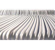 Plastic Forks 3 Photographic Print