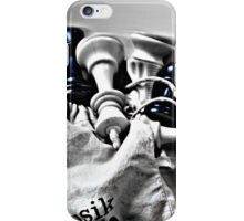 Chess by the Bag  iPhone Case/Skin