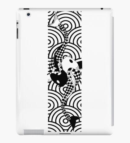 Koi fish ☯ iPad Case/Skin