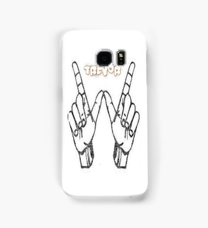 Whatever Trevor!! Samsung Galaxy Case/Skin