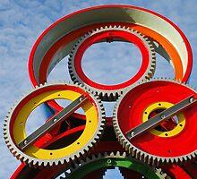 Cogwheels by Arie Koene