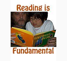 Reading is Fundamental/Goodnight Bush Unisex T-Shirt