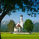Kolomanskirche (Alan Copson © 2008) by Alan Copson