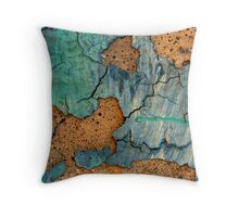 Wall 12 Throw Pillow