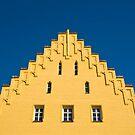 Germany. Bavaria. Landshut. (Alan Copson © 2008) by Alan Copson