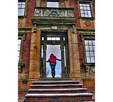 Heigold House Facade Photographic Print