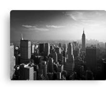 Manhattan Skyline with Empire State Building (Alan Copson ©) Canvas Print