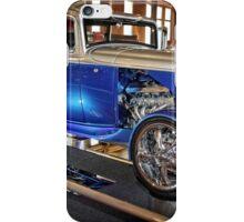 BLU-032 A2 Poster iPhone Case/Skin