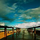 Before the rain by Guillermo Mayoral
