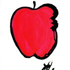 The apple by Lasaration