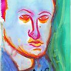 Self portrait by Lasaration