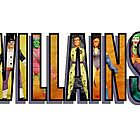 Villains by mrkane