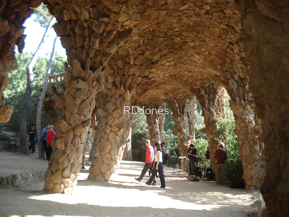 Stone Tunnel by RDJones