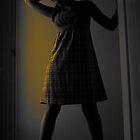orange light by Bekah Driscoll
