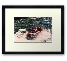 Just Pure Fun!! Framed Print