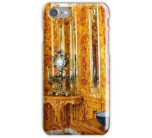 The Amber Room at Catherine Palace, Russia iPhone Case/Skin