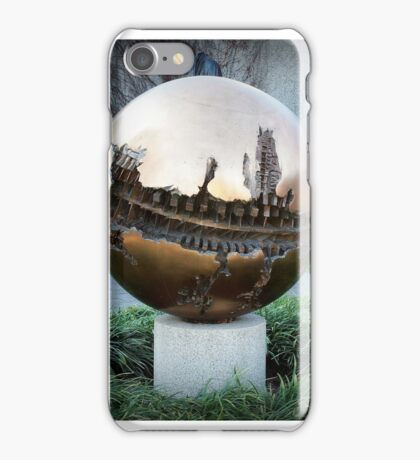 Sphere within a Sphere iPhone Case/Skin