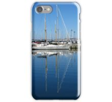 Harbour Life Reflections - Hobart iPhone Case/Skin