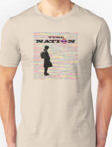 Tube Nation Unisex T-Shirt