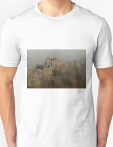 The Great Wall Of China At Badaling - 2 © T-Shirt