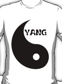Classic Yang matches with Classic Yin T-Shirt