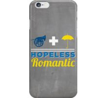 Hopeless Romantic iPhone Case/Skin