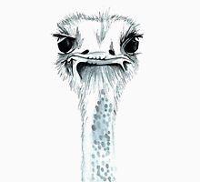 Percy the Ostrich Unisex T-Shirt