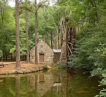 The Mill at Berry College by Janie Oliver