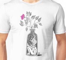 fairy in the bottle 2 Unisex T-Shirt