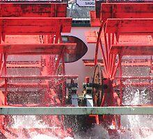Big Wheels Keep On Turnin by amyklein196203