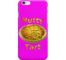 Nutty Tart iPhone Case/Skin
