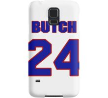 National football player Butch Byrd jersey 24 Samsung Galaxy Case/Skin