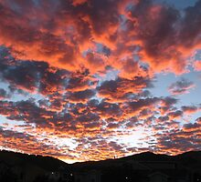 Cotton Candy Skies by CassPics