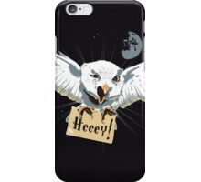 HEY WIZARD! iPhone Case/Skin