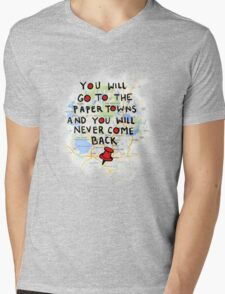 Paper Towns: Quote3 Mens V-Neck T-Shirt