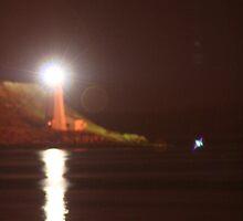 George's Island Lighthouse by Leanne Davis