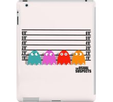 The Usual Suspects iPad Case/Skin