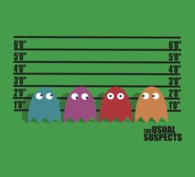 The Usual Suspects by james0scott