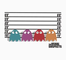 The Usual Suspects One Piece - Short Sleeve