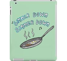 5SOS- simmer down iPad Case/Skin